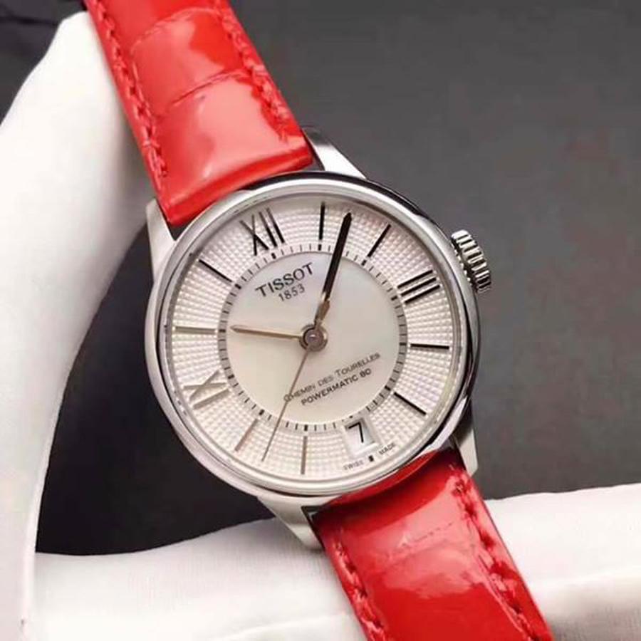 Giá đồng hồ Tissot chính hãng phụ thuộc vào mẫu mã sản phẩm