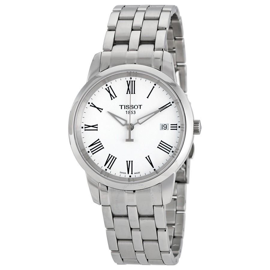 Mẫu đồng hồ Tissot giá rẻ đang Sale lớn tại Qwatch Đồng hồ Tissot T033.410.11.013.01 1
