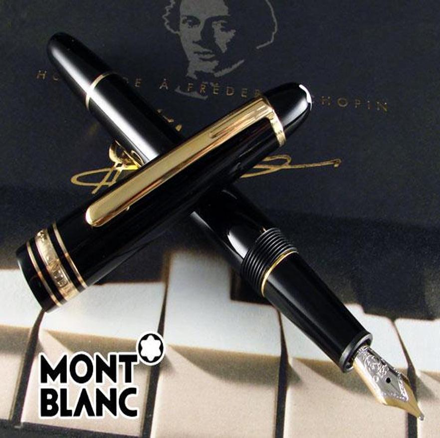 Bút máy Montblanc Meisterstuck