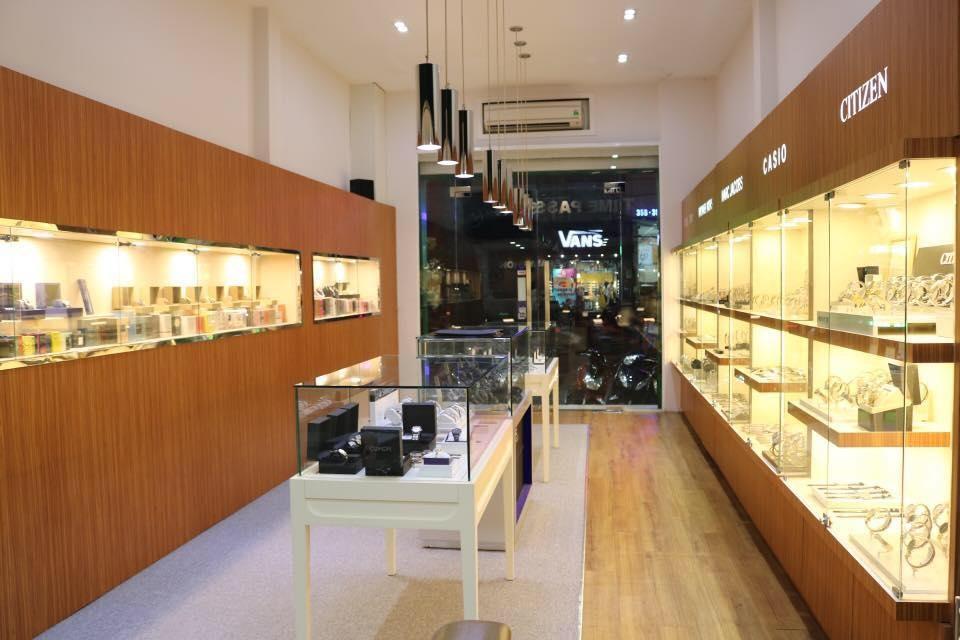 Cửa hàng Qwatch Store tại TP.HCM