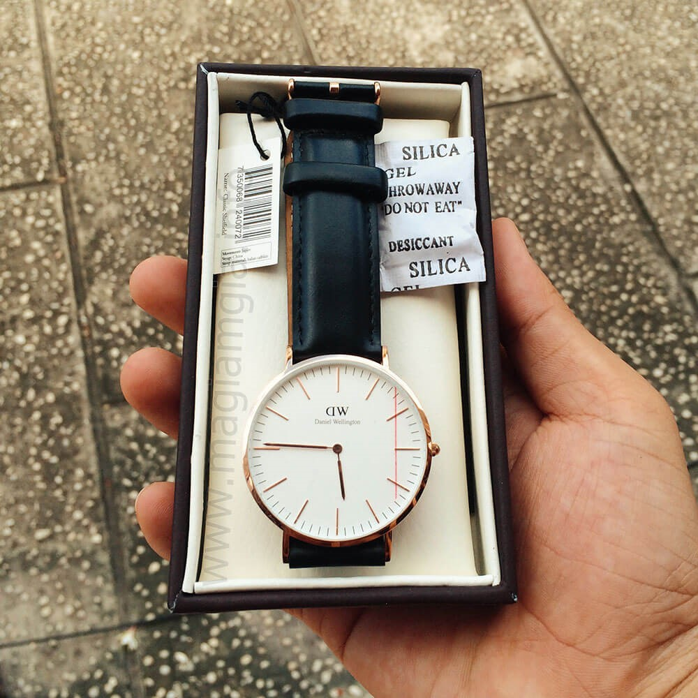 Đồng hồ Daniel Wellington có nguồn gốc từ Thụy Điển