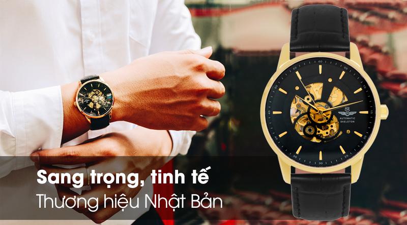 Những chiếc đồng hồ Srwatch do Qwatch bán cam kết chính hãng chất lượng