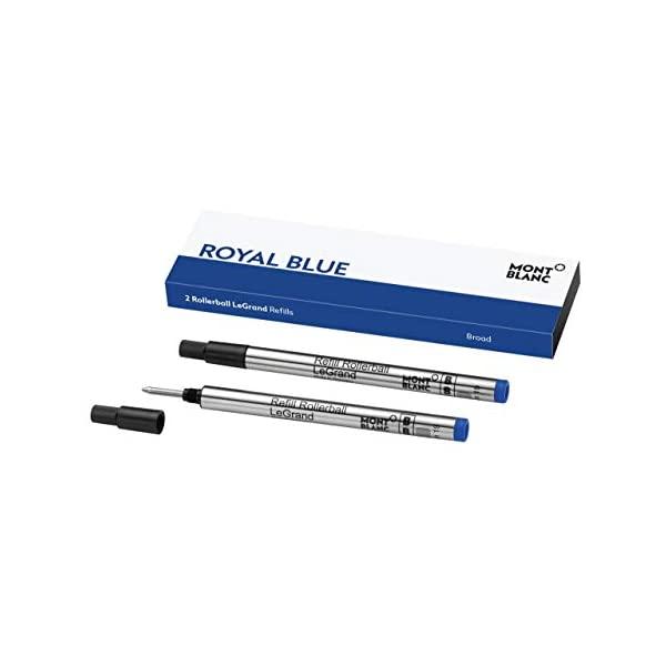 Ruột bút Montblanc Rollerball mang lại rất nhiều tiện ích khi sử dụng