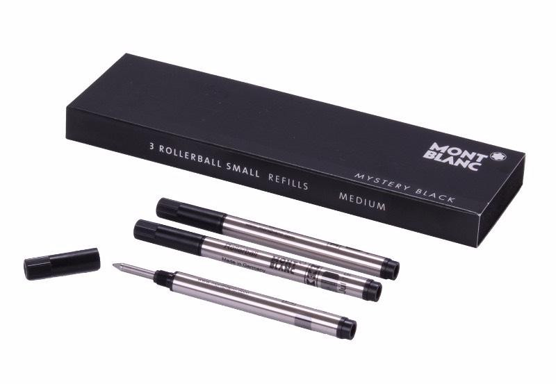 Ruột bút Montblanc Rollerball Refill cho ra mực đẹp và đều