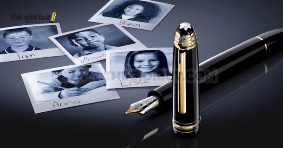 Chọn một chiếc bút Montblanc theo phong thủy sẽ giúp bạn có nhiều bước tiến trong công việc