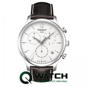 Đồng hồ Tissot Nam Tradition Chrono T063.617.16.037.00 42mm